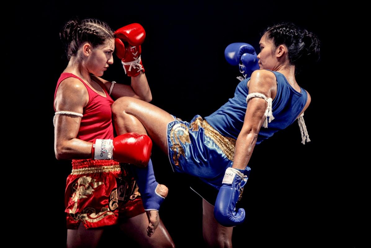 Картинки на тему тайский бокс