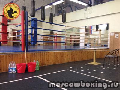 Боксерский клуб в москве адреса стрип клуб бархат севастополь