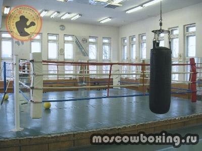 Клубы в москве бокс стрелковые клубы по москве и московской области