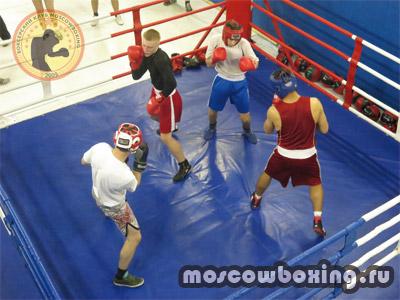 Клуб бокса москвы клубы в москве города
